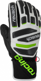 Reusch Race Tec 18 Pro Lobster 4811760 747 black front